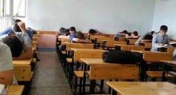 'Çocuklar uyuyorsa suç öğrencinin değil öğretmenindir!'