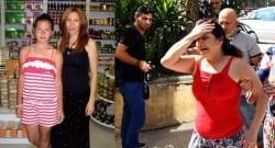 Özbekistanlı kadını yaraladı, kızını öldürdü!