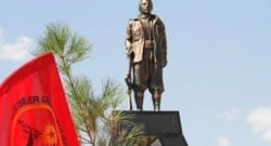 PKK'lı heykeline yıkım kararı çıktı!