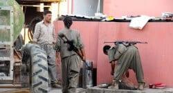 PKK, Saddam'ın karakollarına yerleşti!