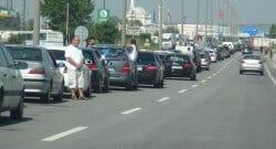Tatil dönüşü Türk işçilerin sınırdaki kuyruk çilesi!