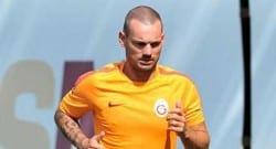 Sneijder sezon için hazır!