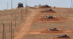 Suriye sınırında Türk askerine ateş açıldı!