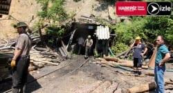 Zonguldak'ta maden ocağında göçük meydana geldi!