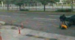Başkent'teki kıskançlık cinayeti güvenlik kamerasında!