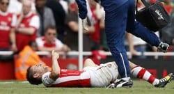 Arsenal'de Mathieu şoku!