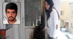 Boşanma davası açan eşinin evine molotof attı!