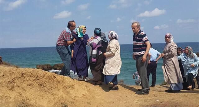 Deniz akıntısında kaybolan 2 kişinin cansız bedenlerine ulaşıldı!