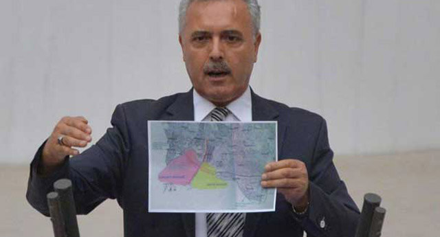 'Ataşehir ve Ümraniye'nin sınırları yeniden belirlenmeli'