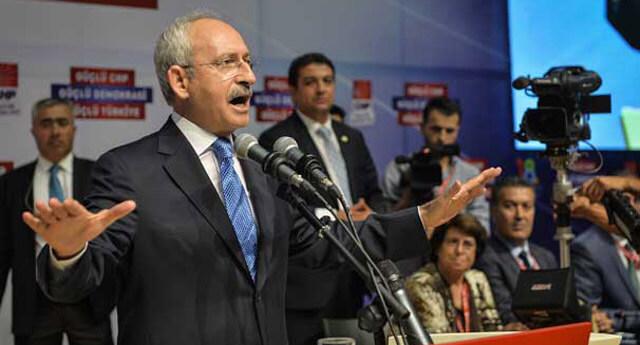 CHP'de dış politika krizi!