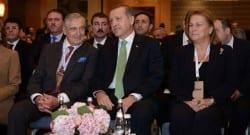 Cumhurbaşkanı Erdoğan, 'Batırılması için çalışılmıyor banka batmış zaten'