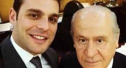 Gazinocular kralının oğlu MHP'nin bonzai kampanyası yüzü!