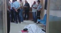 Harita mühendisi, Tapu ve Kadastro Müdürlüğü'nde hayatını kaybetti!