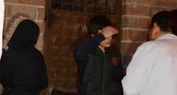 Hırsızlık baskınında eroin kullanan gençler yakalandı!
