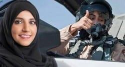 IŞİD'in kabusu olan kadın pilot ailesi tarafından reddedildi!