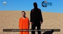 IŞİD şimdi de İngiliz gazetecinin kafasını kesti!
