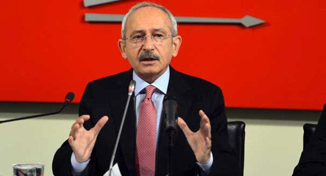 Kılıçdaroğlu, Başbakan Davutoğlu'na açık mektup gönderdi!