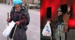 Konya'da kimsesiz adam otobüsün altında kalarak can verdi!