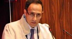 Fırat Üniversitesi rektörüne yumruklu saldırı!