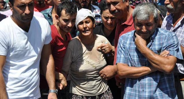 Annesi yaralı sanıyordu! Cenazesiyle karşılaştı…