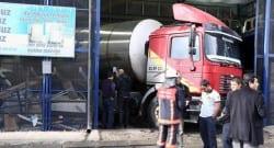 Ankara OSTİM'de patlama: 20 den fazla işçi yaralı!