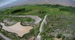 Aras Nehri Kuş Cenneti'ni tehdit altında!
