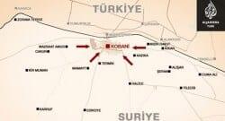 IŞİD, Kobani'yi ele geçirmek için dış mahalleleri ele geçirdi!