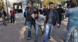İstanbul Üniversitesi karıştı: 42 kişi gözaltına alındı!