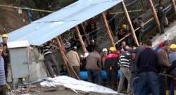 Karaman'daki madenden kurtulan işçi o anları anlattı!