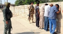 Kerkük Polis Müdürlüğü'nden IŞİD operasyonu!