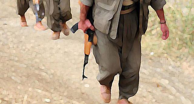 IŞİD'e karşı mücadele için Almanya'dan PKK militanı toplanıyor!