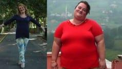 10 ayda verdiği kilolarla inanılmaz değişime uğradı!