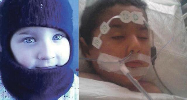 Yolda bulduğu mantarı yiyerek zehirlenen çocuğun karaciğeri iflas etti!