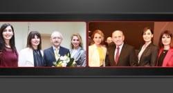 Adnan Oktar'ın kedicikleri Kılıçdaroğlu ve Topbaş'ı ziyaret etti!