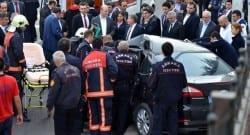AK Parti'nin Şanlıurfa Milletvekili trafik kazası geçirdi!