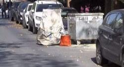 Bakırköy'de çöp kutusu patladı: 1 yaralı!