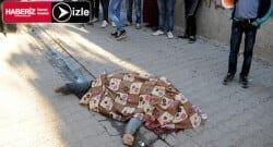 Sokak ortasında kafasından vurularak öldürüldü!