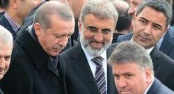 Cumhurbaşkanı Erdoğan cuma namazını Taner Yıldız ile kıldı!
