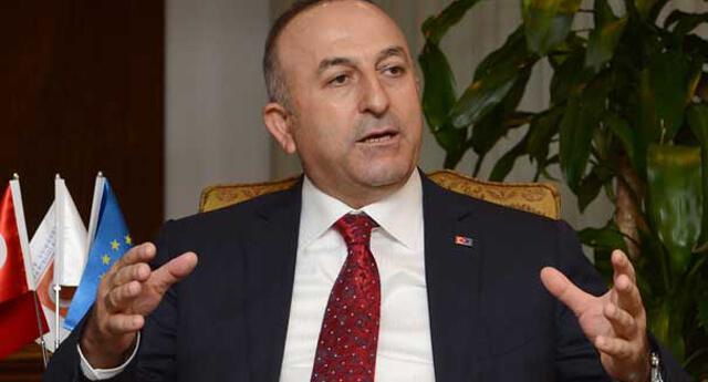 Dışişleri Bakanı, 'Avrupa'da PKK'ya ağır operasyonlar yürütülüyor'