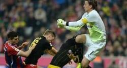 Dortmund düşme hattına geriledi!