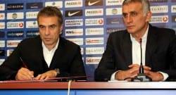 Ersun Yanal 1.5 yıllığına Trabzonspor'a imza attı!