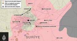 Halep tamamen kuşatılıyor, göç dalgası yaşanabilir!