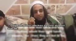 İŞİD militanlarının ezidi kadın pazarlama görüntüleri!