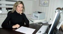 Kadın avukat, kendisini taciz eden kişinin peşini bırakmadı!