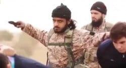 Kafa kesen IŞİD militanı tıp öğrencisi çıktı!