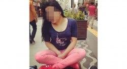 Kıskançlık krizine girip genç bir kızı bıçakladı!