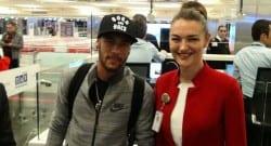 Neymar'ı LeBron James'e benzettiler!