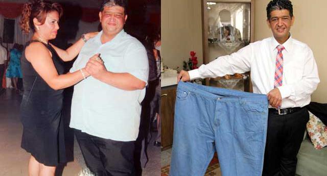 Nişanlısı kiloları için terk etmişti! Şimdi bu halde