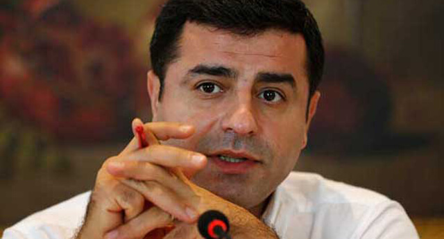 Selahattin Demirtaş'tan çözüm süreci ile ilgili önemli açıklamalar!