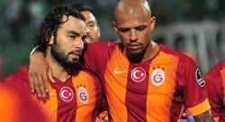 Galatasaray'a 2 oyuncudan sevindirici haber!